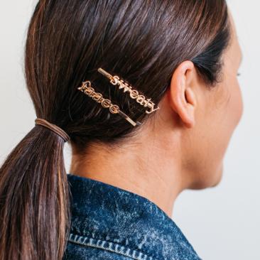 Faace hair clips