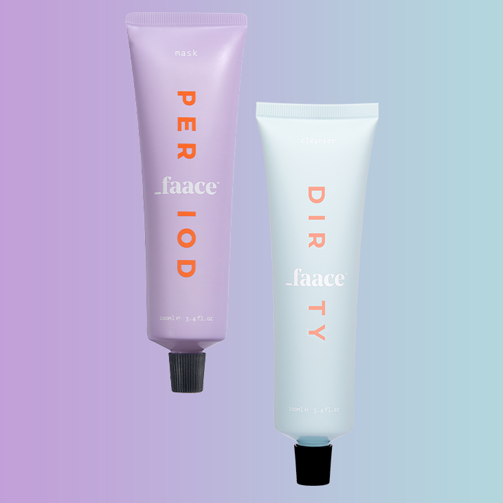 Period and dirty faace bundle