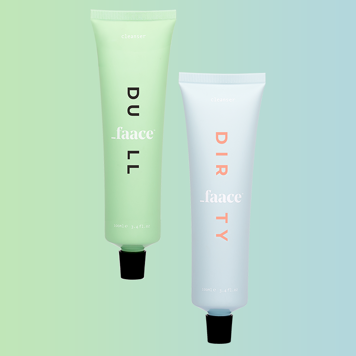 Dull and dirty faace bundle